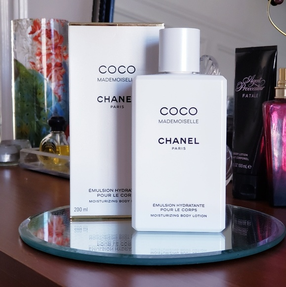 1c0cf5ab Chanel Coco Mademoiselle Moisturizing Body Lotion